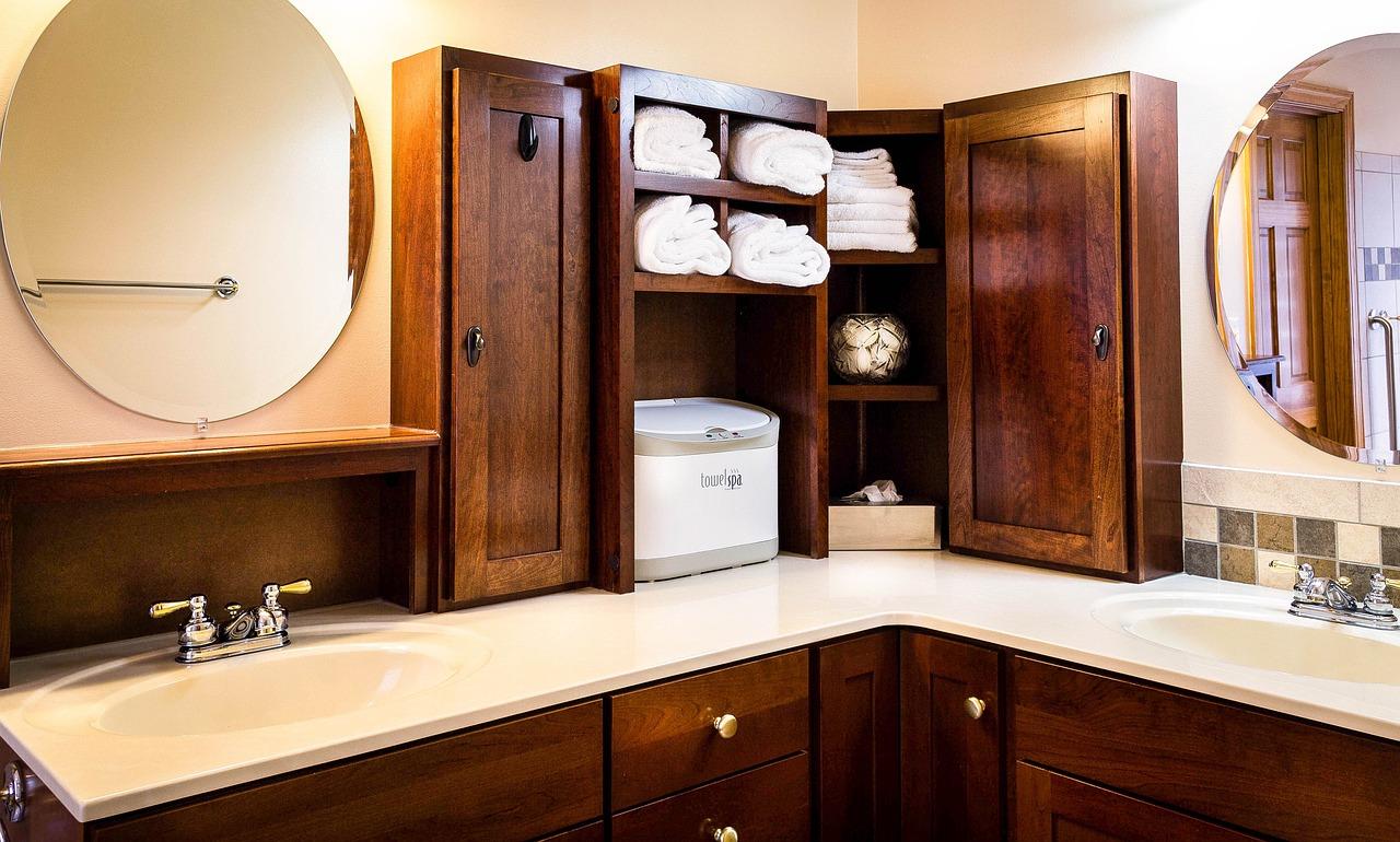 Möbel fürs Badezimmer - geschmackvoll, praktisch und schön ...